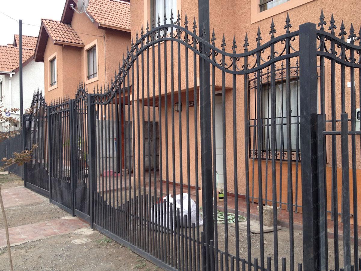Puertas De Arco De Herreria